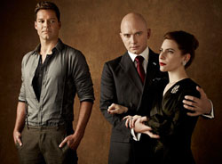 Ricky Martin, Michael Cerveris, and Elena Rogers