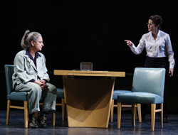Patti LuPone and Debra Winger in <i>The Anarchist</i>
