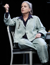 Patti LuPone in <i>The Anarchist</i>