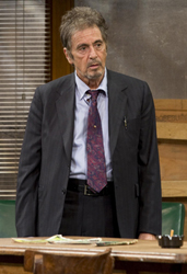 Al Pacino in <i>Glengarry Glen Ross</i>