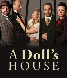 a dolls house study guide essay