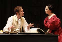Lee Pace and Bebe Neuwirth in <I>Golden Age</i>
