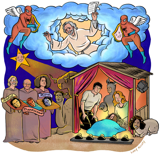 The Bible's Nativity: The Musical