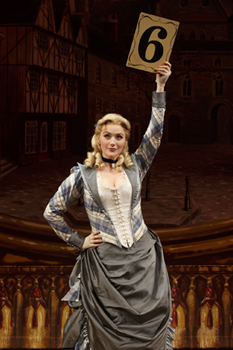 Betsy Wolfe in &lt;i&gt;The Mystery of Edwin Drood&lt;/i&gt;