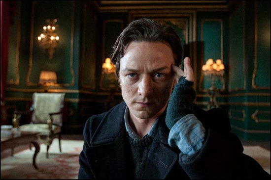James McAvoy, seen as Charles Xavier in <i>X-Men</i>, will play the title role in <i>Macbeth</i> on the London stage.