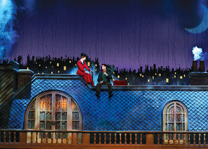 A scene from Broadway's <i>Mary Poppins</i>.