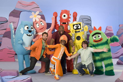 The &lt;i&gt;Yo Gabba Gabba!&lt;/i&gt; family