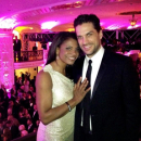 Audra McDonald, Will Swenson, Jennifer Hudson Celebrate President Obama's Second Term