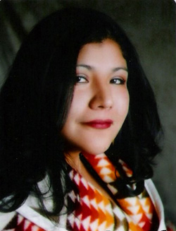 Tanaya Winder, who will perform <i>Love in a Time of Blood Quantum</i> at Poetic License 2013.