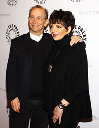 Joel Grey and Liza Minelli