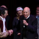 Rob Reiner, Billy Crystal, and the One-Night Cast of Enter Laughing, The Musical Honor Carl Reiner, Raise Money for Emerging Artists