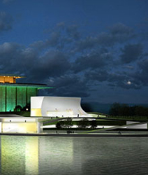 The Kennedy Center is currently fundraising for a large expansion project.