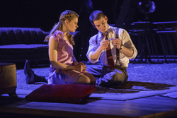 Keenan-Bolger and Brian J. Smith in <i>The Glass Menagerie</i>
