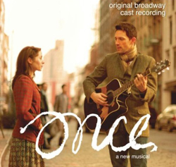 Album artwork for Masterworks Broadway's <i>Once</i> cast album