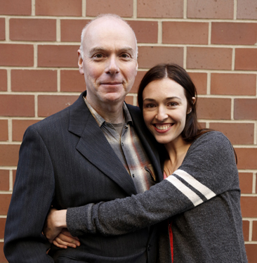 <i>Bethany</i> playwright Laura Marks and her husband, actor Ken Marks, speak with us about the joys of creative cohabitation.