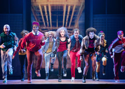 <i>Flashdance The Musical</i> will hit the Broward Center for the Performing Arts.