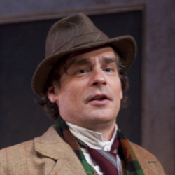 Robert Sean Leonard as Henry Higgins in &lt;i&gt;Pygmalion&lt;/i&gt;