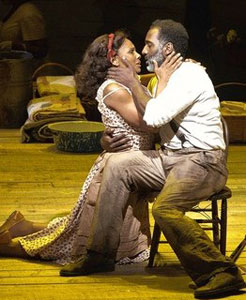 At the 2012 Tony Awards, director Diane Paulus was nominated for the revival of <i>Porgy and Bess</i>.