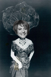 Patti LuPone as Dolly Levi