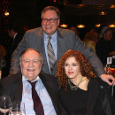 Broadway's Bernadette Peters, Zoe Caldwell, Douglas Carter Beane, and More Celebrate the 40th Birthday of Times Square's TKTS Booth