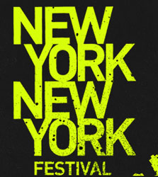 Artwork for LAByrinth's NEWYORKNEWYORK Festival