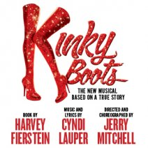 Mock artwork for the <i>Kinky Boots</i> cast album