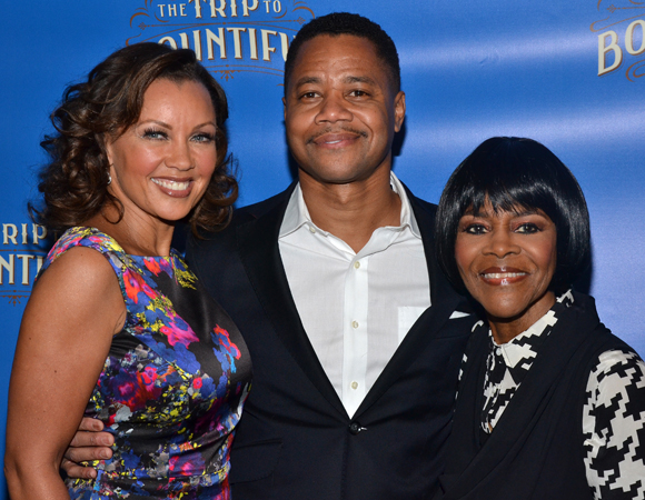 Vanessa Williams, Cuba Gooding Jr., and Cic