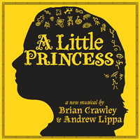 Cast album cover for <i>A Little Princess</i>.