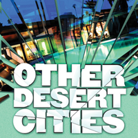 <i>Other Desert Cities</i> artwork.
