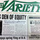 From the &quot;Print is Dead&quot; Files: <i>Variety</i> Goes Web-Only