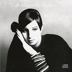 """Je M'Appelle Barbra"" album artwork."