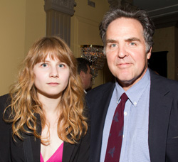 Annie Baker and Tim Sanford