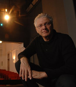 John Biguenet, author, professor, and playwright of the Rising Water trilogy, is a native New Orleanian.