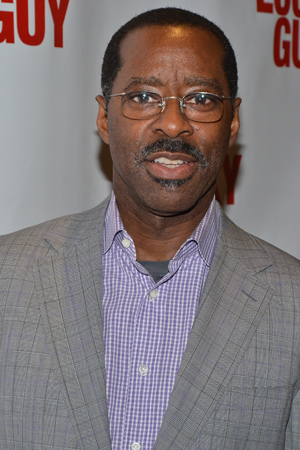 Courtney B. Vance returns to Broadway in the role of newspaper editor Hap Hairston.<br />(© David Gordon)