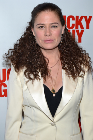 Maura Tierney makes her Broadway debut as Alice McAlary.<br />(© David Gordon)
