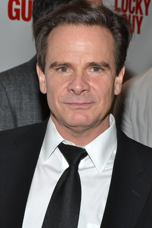 Peter Scolari returns to Broadway as newspaper reporter Michael Daly.<br />(© David Gordon)