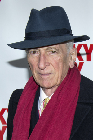 Author Gay Talese is on hand to celebrate the last play by his cousin-by-marriage, Nora Ephron.<br />(© David Gordon)