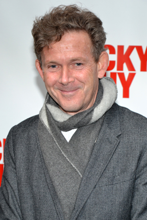 John Logan will see his new play, <i>I'll Eat You Last</i>, open on Broadway at the end of April.<br />(© David Gordon)