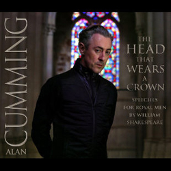 Cover art for <i>The Head That Wears a Crown</i>, courtesy of GPR Records