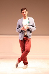 Michael Urie in <I>Buyer & Cellar</I>