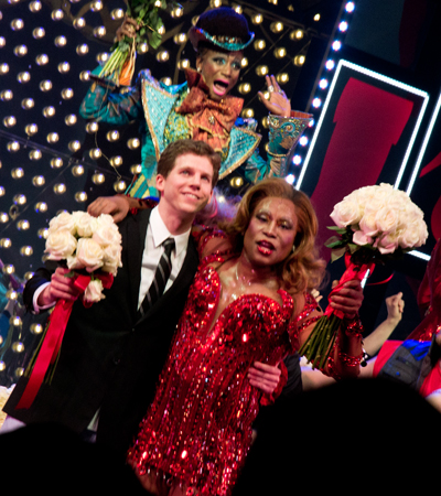 Welcome to Broadway, <i>Kinky Boots</i>!<br />(© David Gordon)