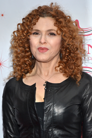 Tony Award winner and Broadway icon Bernadette Peters is ready for an opening night.<br />(© David Gordon)