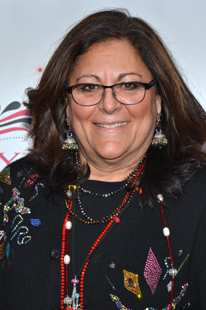 Renowned fashion consultant Fern Mallis brings her style to Broadway.<br />(© David Gordon)