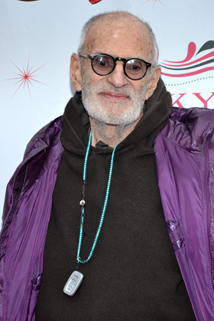 <I>The Normal Heart</I> author Larry Kramer was also in attendance. <br />(© David Gordon)