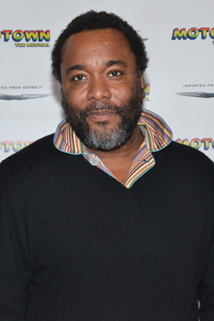 <i>Precious</i> director Lee Daniels is ready for a night with <i>Motown</i>.<br />(© David Gordon)