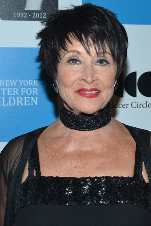 Chita Rivera's association with Marty Richards includes the original Broadway production of <i>Chicago</i> and the recent Broadway musical <i>Chita Rivera: The Dancer's Life</i>.<br />(© David Gordon)