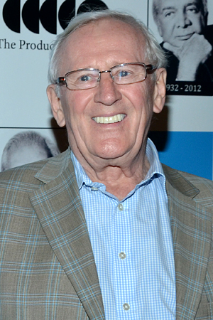 As star of the original Broadway production of <i>Sweeney Todd</i> (which Marty Richards produced), Len Cariou received a Tony Award for his performance in the title role.<br />(© David Gordon)