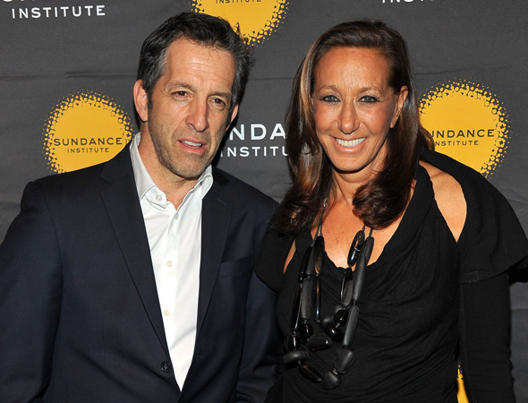 Among the attendees were legendary fashion designers Kenneth Cole and Donna Karan.<br />(© Theo Wargo/WireImage)