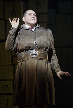 Bertie Carvel as Miss Trunchbull