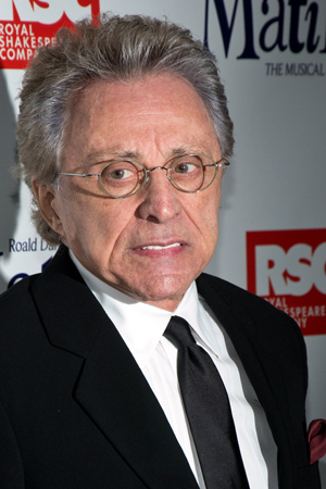 Grammy Award winner (and recent Broadway performer) Frankie Valli arrives at the Shubert Theatre.<br />(© David Gordon)